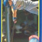 1990 Score 622 Darrin Fletcher UER RC