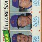 1980 Topps #676 Dave Geisel/Steve Macko RC/Karl Pagel
