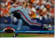 1991 Stadium Club #114 Brian Barnes RC