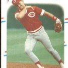 1988 Fleer 249 Jeff Treadway RC