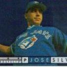 1994 Upper Deck #526 Jose Silva RC