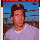 1986 Topps 687 Mike Trujillo RC