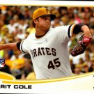 2013 Topps Update #US150A Gerrit Cole RC