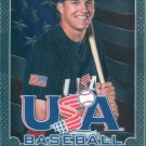 2013 Panini Prizm USA Baseball #10 Mike Trout