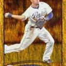 2012 Topps Gold Sparkle  #605 Jason Bartlett