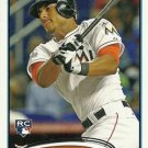2012 Topps Update #US185 Donovan Solano RC
