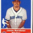 2002 Fleer Tradition Update #U75 Jason Kershner SP RC