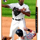 2014 Topps Opening Day #186 Jonathan Schoop RC