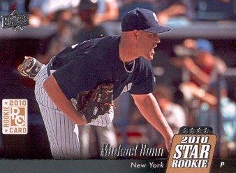 2010 Upper Deck #15 Michael Dunn RC
