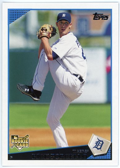 2010 Topps Cards Your Mom Threw Out #CMT116 Rick Porcello