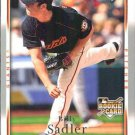 2007 Upper Deck 38 Billy Sadler (RC)