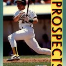 1992 Fleer 671 S.Brosius MLP RC