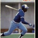 1989 Donruss Rookies 30 Alexis Infante RC