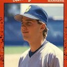 1990 Donruss 662 Clint Zavaras RC