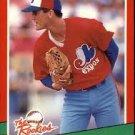 1991 Donruss Rookies 44 Chris Haney RC