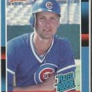 1988 Donruss 40 Mark Grace RR RC