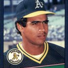 1986 Donruss 584 Stan Javier RC