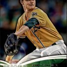 2014 Topps The Future is Now #FN48 Sonny Gray