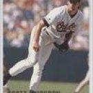 1996 Fleer Orioles #5 Scott Erickson