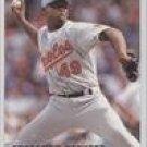 1996 Fleer Orioles #3 Armando Benitez
