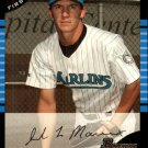 2005 Bowman Draft #92 Jacob Marceaux FY RC