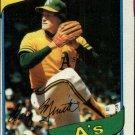 1980 Topps 494 Craig Minetto RC