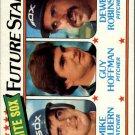 1980 Topps 664 Mike Colbern/Guy Hoffman RC/Dewey Robinson RC