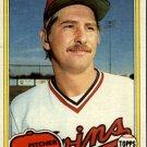 1981 Topps 162 Doug Corbett RC