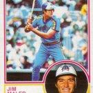 1983 Topps 54 Jim Maler RC