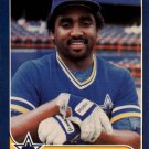 1986 Fleer 462 Ivan Calderon RC