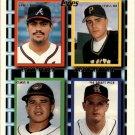 1995 Topps #480 Eddie Perez RC