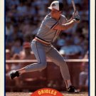 1989 Score 563 Brady Anderson RC