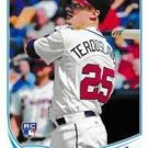 2013 Topps Update US45 Joey Terdoslavich RC