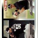 2005 Topps Total 739 B.McCarthy RC/P.Lopez RC