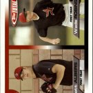 2005 Topps Total 734 M.Albers RC/W.Robinson RC