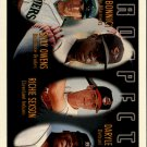 1996 Topps 425 D.Ward RC/R.Sexson