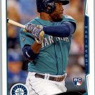 2014 Topps #256 Abraham Almonte RC