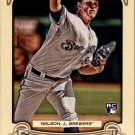 2014 Topps Gypsy Queen #296 Jimmy Nelson RC