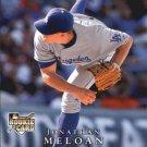 2008 Upper Deck First Edition 277 Jonathan Meloan RC