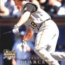 2008 Upper Deck First Edition 287 Steve Pearce RC