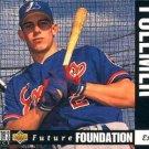 1994 Collector's Choice 643 Brad Fullmer RC