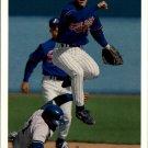 1993 Upper Deck 677 Mike Lansing RC