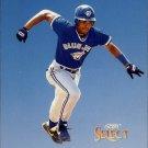 1993 Select 353 Todd Steverson RC
