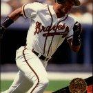 1993 Leaf 452 Tony Tarasco RC