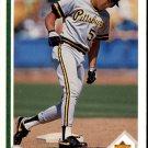1991 Upper Deck 84 Orlando Merced RC