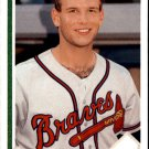1991 Upper Deck Final Edition 77F Mark Wohlers RC