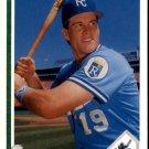 1991 Upper Deck 27 Jeff Conine RC