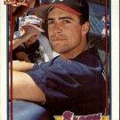 1991 Topps 196 Jim Vatcher RC