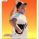 1991 Score 673 R.Beckett FDP RC