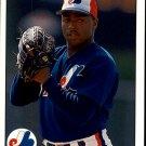 1990 Upper Deck 772 Mel Rojas RC